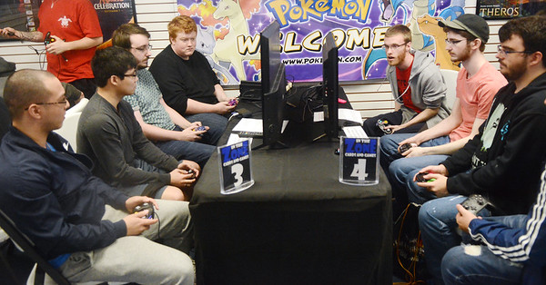 Smashtubla gaming event March 30, 2019