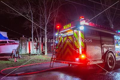 20200115 - Unincorporated Lebanon - House Fire