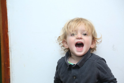 Raphael 7 wks, Eliyahu 20 months