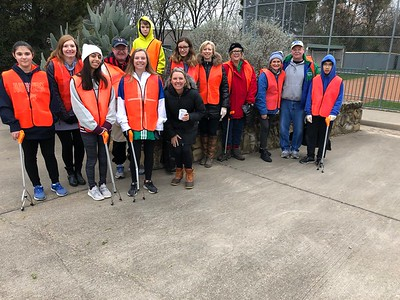 Ferguson Road Initiative Clean Up