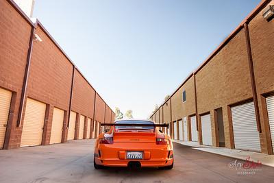 GT3 RS Exterior Shots