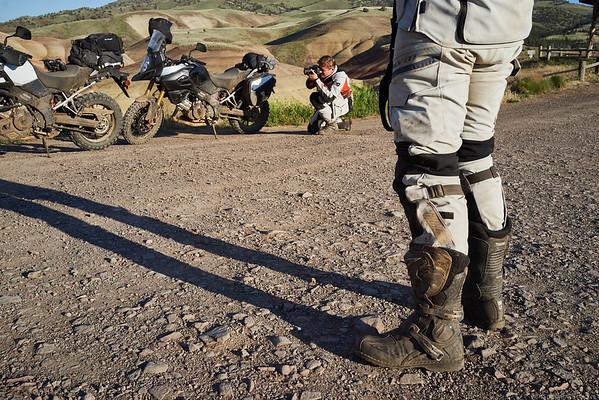 Eastern Oregon Motorcycle Photos