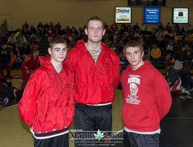 Cardinal Wrestlers