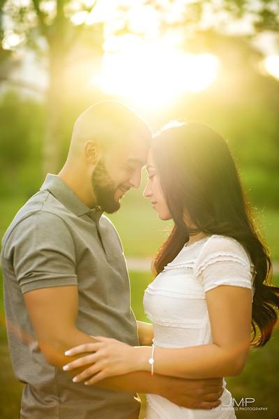 Jamal + Nazreen - engagement