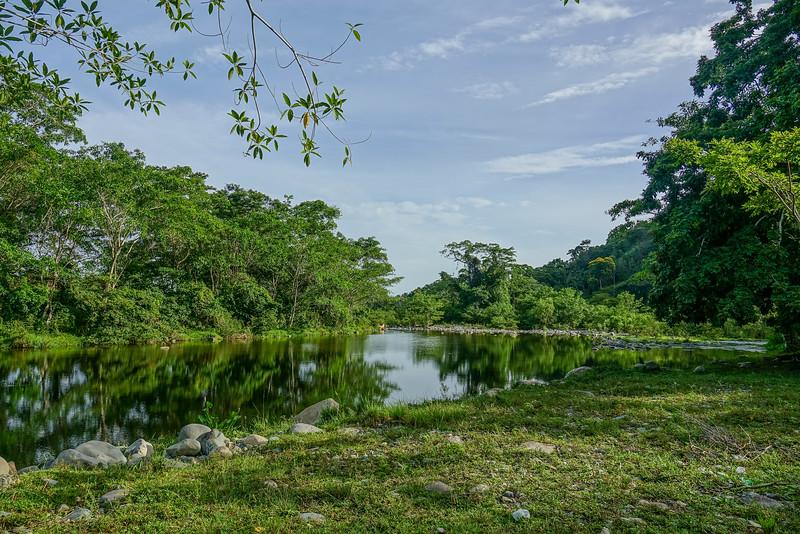 Rio Santiago, Honduras