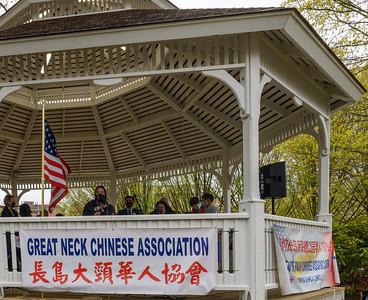Solidarity Day Great Neck NY 4/25/21