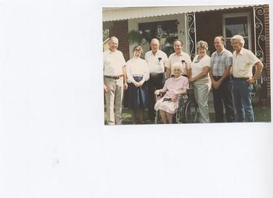 Grandma Elsie Mae Through the years