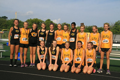2014 Centerville MS Cross Country