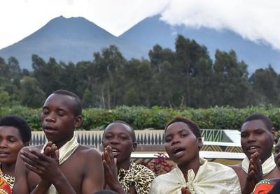 Villa Gorilla,  Volcano National Park, Rwanda