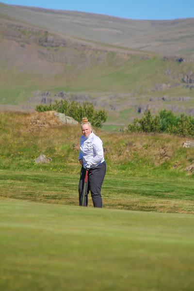 Amanda Guðrún Bjarnadóttir, GHD.  Mynd/seth@golf.is