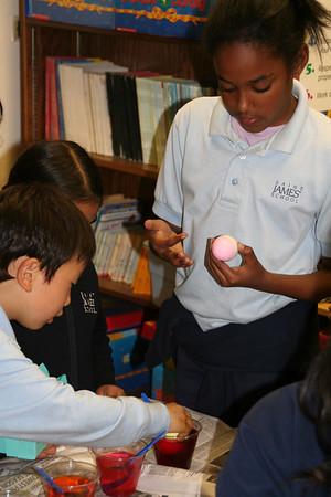 Kindergarten Easter Celebration