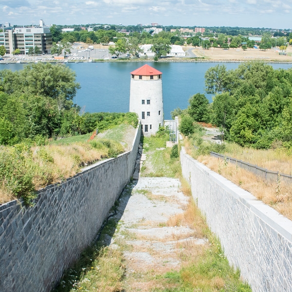 Fort Henry tour
