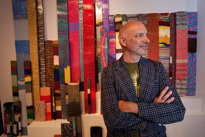 Martin Casuso's Master of Fine Arts Exhibition Opening Reception - June 9, 2012