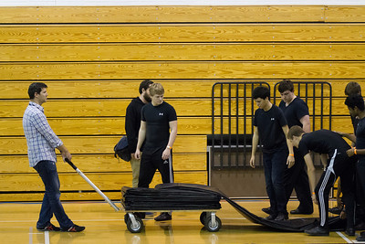 2014 Winter Percussion NCPA Competition