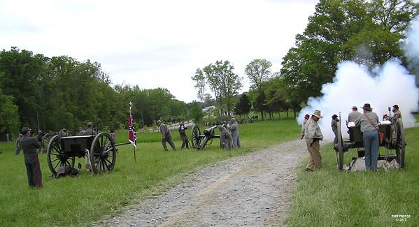 Chancellorsville 2013