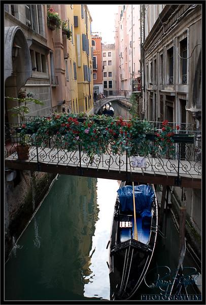 Side Street in Venice