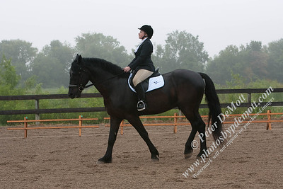 Wetherbrooke Farm DLSC Dressage Show - July 14, 2012
