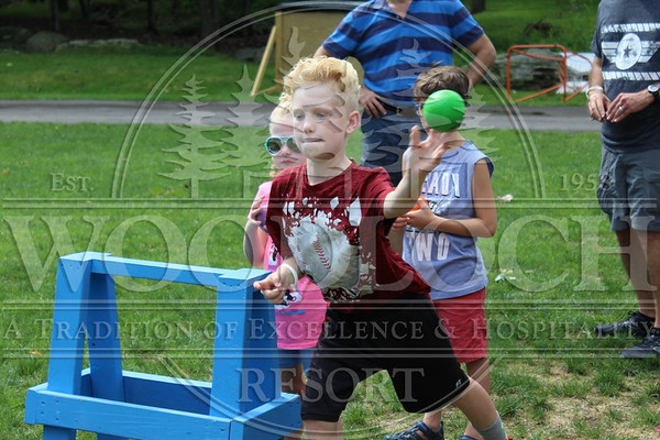 August 19 - Groovy Field Day Games
