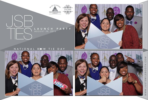 JSB Bow Tie Launch Party @ The Park At 14th-DC