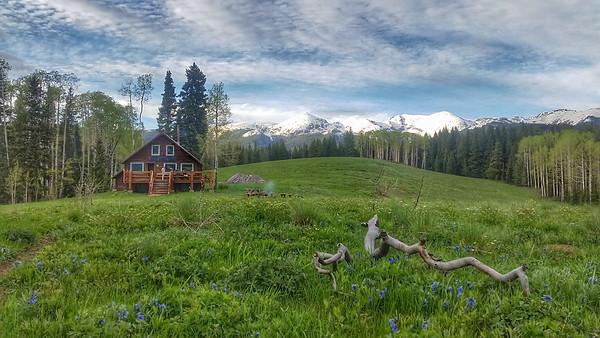 Hut to Hut Hiking
