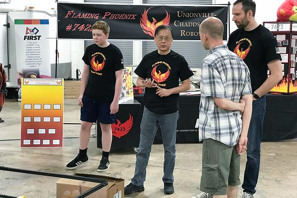 20190824 Flaming Phoenix Robostock