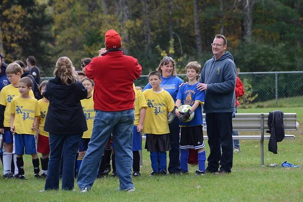 Quinn's Soccer Game 2011