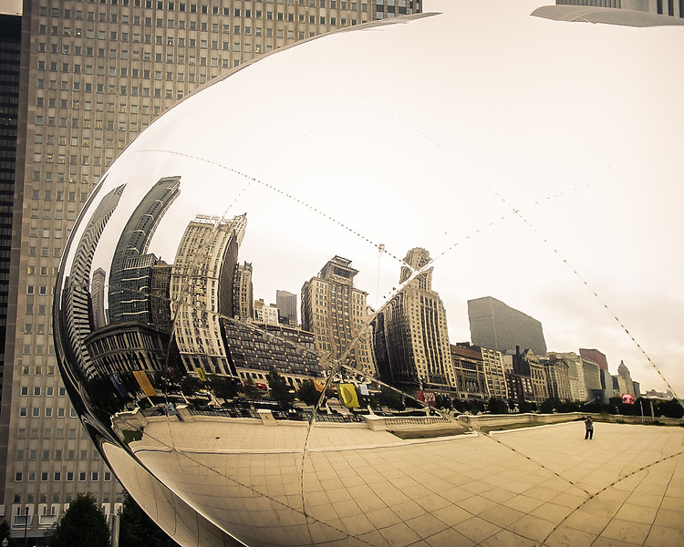 Cloud Gate, Millenium Park