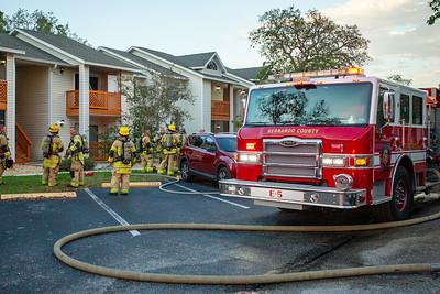 Apartment Fire- Spring Hill, FL-04/19/21