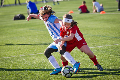 2019.01.12 - Kenzie Soccer Game