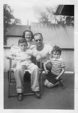 Quigley family 1930s-1960s