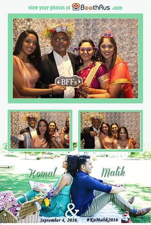 Jomal & Malik's Wedding