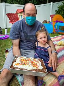 Week 4 - Rose's Birthday in Arlington,  Medford