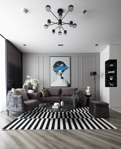 Times City Apartment Interior Design by MUST Design