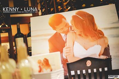 Kenny & Luna Wedding Dinner