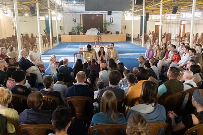 WEEK 1 (12.02.-18.02.) - Sangha Groups Meeting
