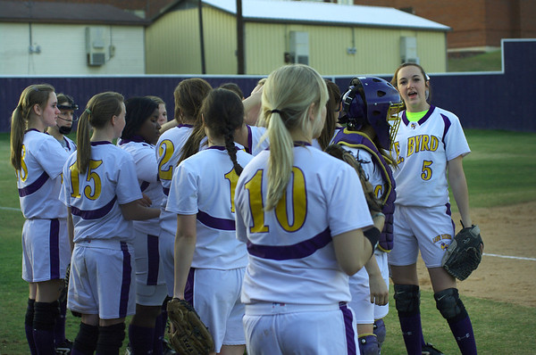 Byrd Softball