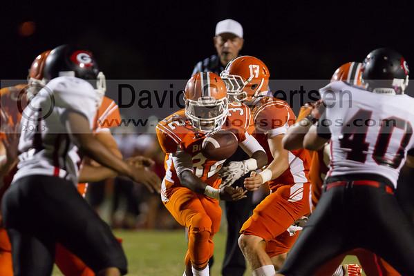 Boone Varsity Football #32 - 2013
