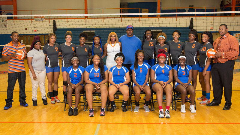 East St Louis Flyers Volleyball