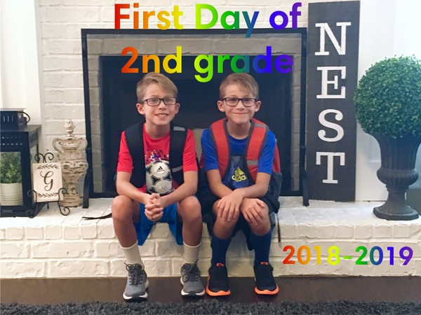 Cole and Logan | 2nd | Deer Creek Elementary School