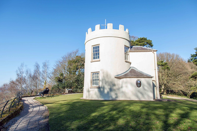The Kymin Round House & Naval Temple at Monmouth 09