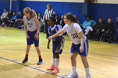 Heilman - 2019 SVA Middle School Basketball Tournament