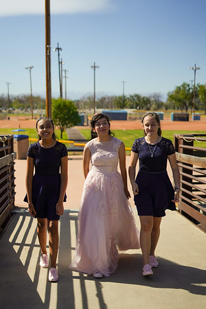 10.05.19 Maria and Mariana Quinceanera
