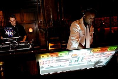 Light Tables DJ