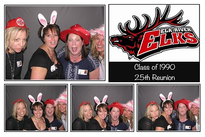 Elk River Class of '90 25 Yr Reunion