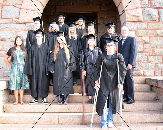 2021 Llano High School Graduation