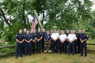 Merrimack Fire Rescue Remembers 9-11 (2015)