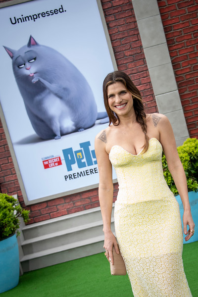 WESTWOOD, CALIFORNIA - JUNE 02: Lake Bell attends the Premiere of Universal Pictures' 'The Secret Life Of Pets 2' at Regency Village Theatre on Sunday, June 02, 2019 in Westwood, California. (Photo by Tom Sorensen/Moovieboy Pictures)