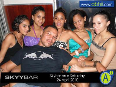 Skybar - 24th April 2010