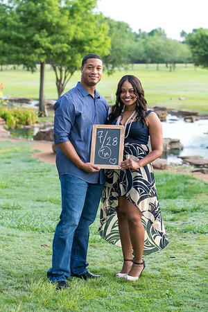 Tawana and Marvin Engagement