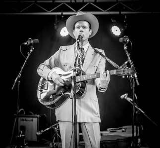 AJ Wade & The Tennessee No.9, Hoedown 2017